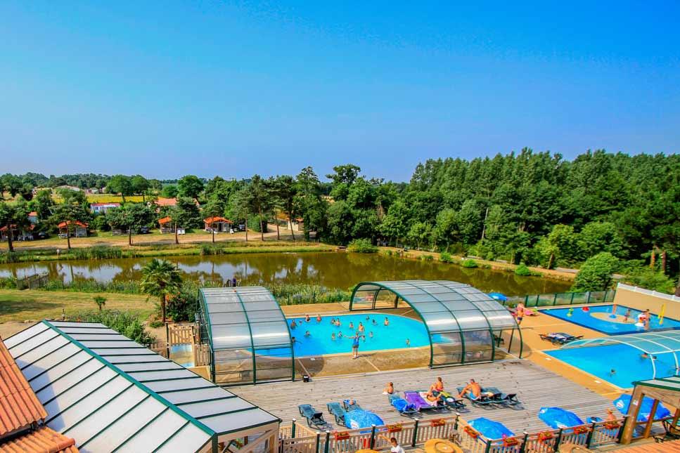camping avec piscine vende