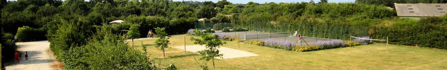 Activités sportives camping Vendée