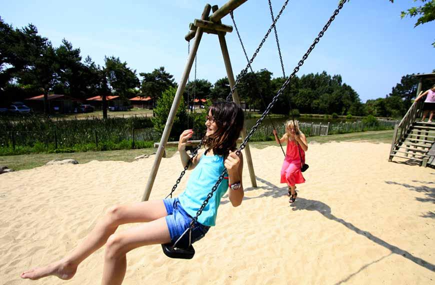 Campingactiviteiten voor kinderen Vendée