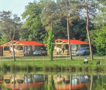 location chalet lac vendée
