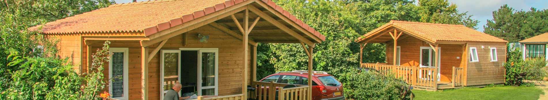 location chalet prestige camping vendée