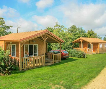 location chalet prestige vendée
