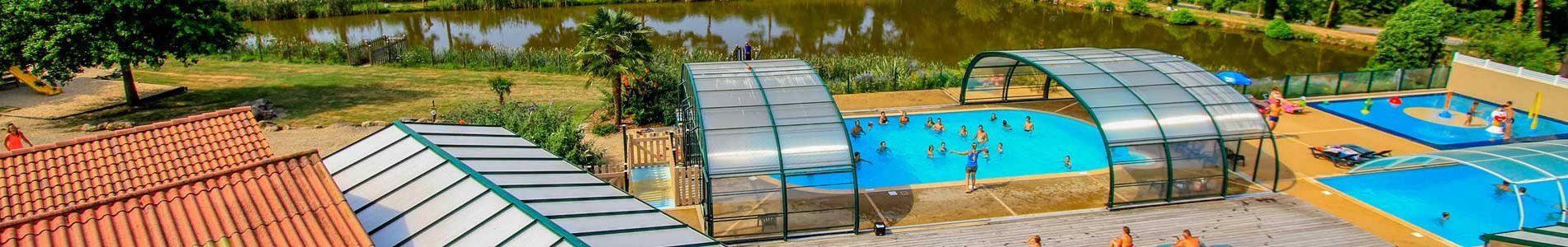 camping en vendée piscine