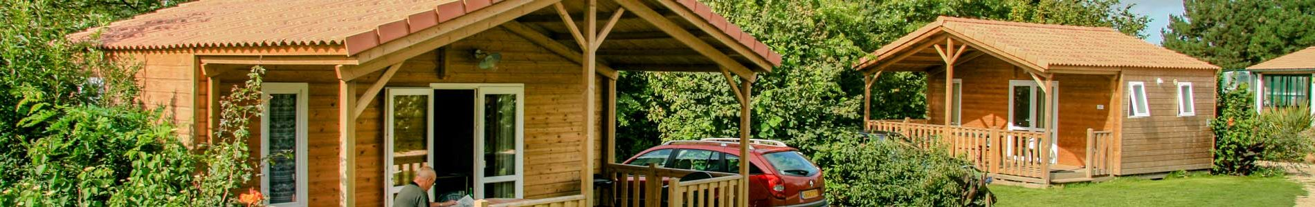 location chalet prestige camping vendee