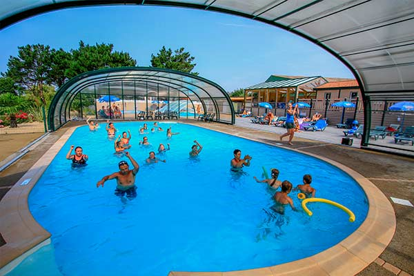 holidays with sold swimming pool