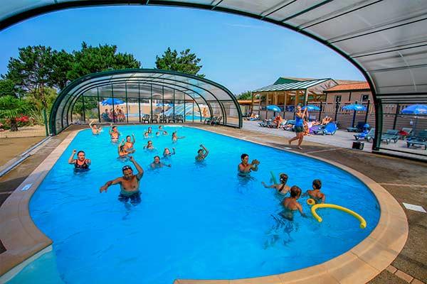 vakantie met zwembad Vendée