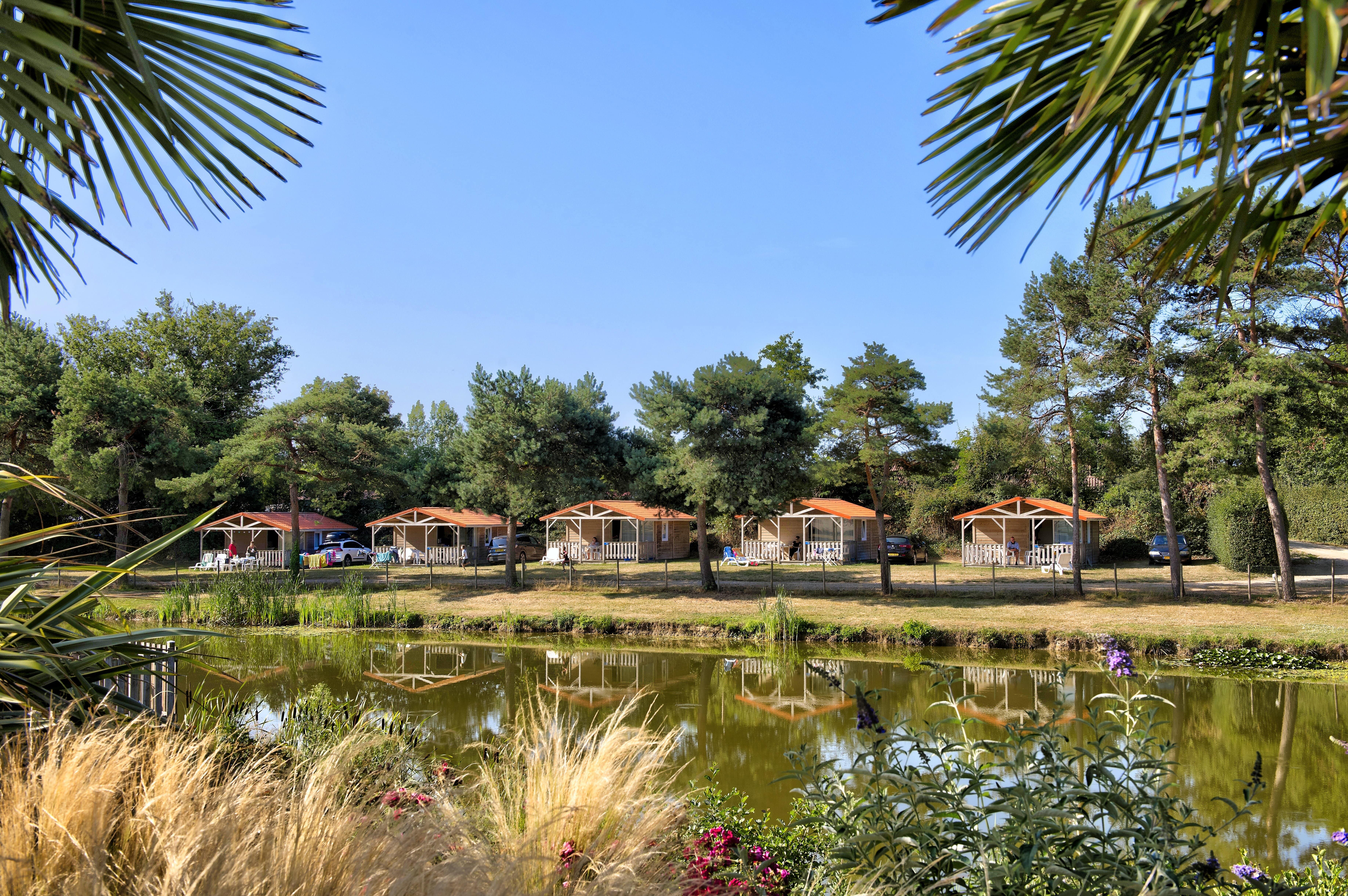 kamperen in de Vendée, kamer te huur in de Vendée