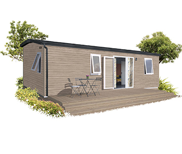 location mobil home premium vendee