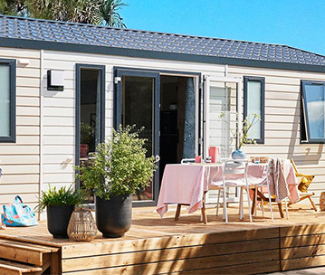 location mobil home vendee 8p
